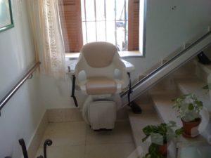 sillas Salvaescaleras Córdoba